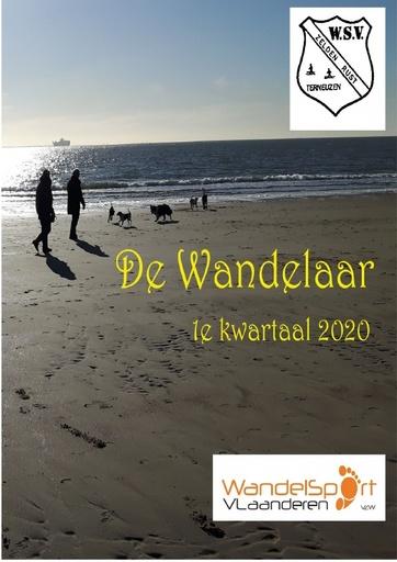 WSV ZR Wandelaar 1e kwartaal2020